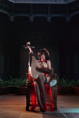 Cosplay SwimsuitStyle Costume Azur Lane Dafeng China Costume9001
