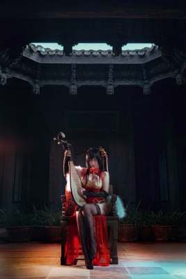 Cosplay SwimsuitStyle Costume Azur Lane Dafeng China Costume9004