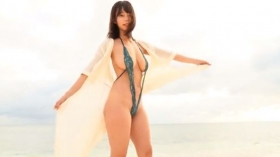 Hikaru Aoyama Swimsuit Gravure This Happy World with You 2021022