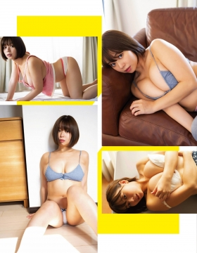 Wachi Tsukasa swimsuit gravure The coldest season of the year is here and at times like this Iwant to sleep with her wrapped around me002