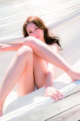 Asami Kumakiri Swimsuit Gravure Miracle of the Immortal 2021012