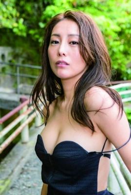Asami Kumakiri Swimsuit Gravure Miracle of the Immortal 2021014