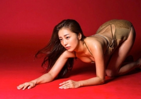 Asami Kumakiri Swimsuit Gravure Miracle of the Immortal 2021027
