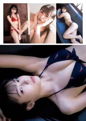 Akashi Akari Beautiful swimsuit gravure of the best quality beautiful girl 2021002