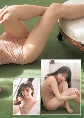 Akashi Akari Beautiful swimsuit gravure of the best quality beautiful girl 2021006