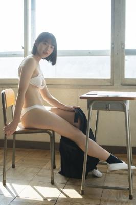 Kikuchi Hina Swimsuit Gravure Miss Maga 2020 Youngest Active JK Vol1 2021006