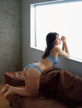 Nashiko Momotsuki swimsuit gravure Enemy role Yodonna-sama is a very popular gravure queen 2021005