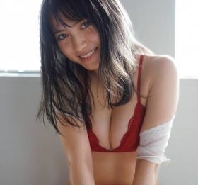 Nashiko Momotsuki swimsuit gravure Enemy role Yodonna-sama is a very popular gravure queen 2021009