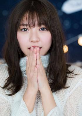 Asuka Kawazu Swimsuit Gravure Winter Fairies 2021003