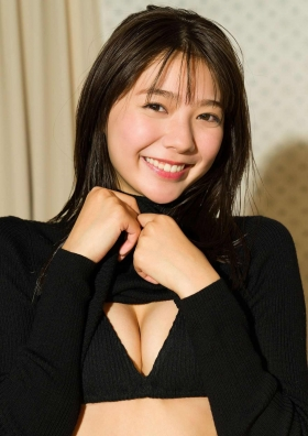 Asuka Kawazu Swimsuit Gravure Winter Fairies 2021024