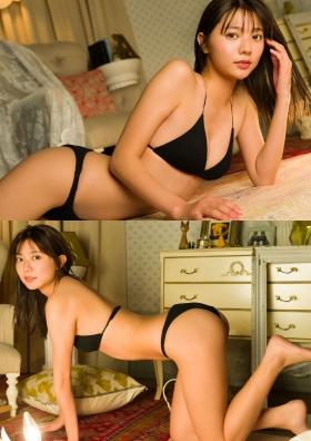 Asuka Kawazu Swimsuit Gravure Winter Fairies 2021029