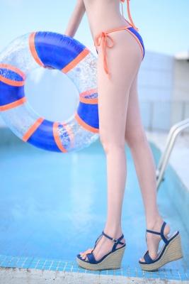 Cosplay Swimsuit Gravure Tamamo no Mae FGOFateGrand Order Koyanskaya016