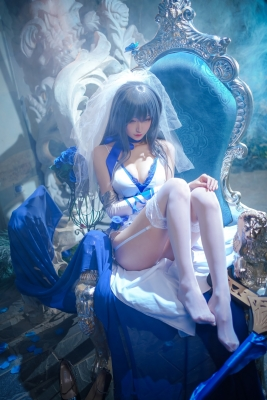 Cosplay Swimsuit Style Costume Azur Lane Saint Louis013