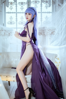 Cosplay Swimsuit Style Costume Azur Lane Daidee ws013