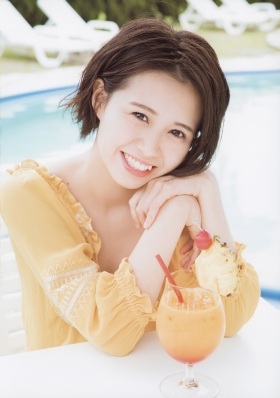 Sayuki Takagi Swimsuit Gravure JuiceJuice 2019006
