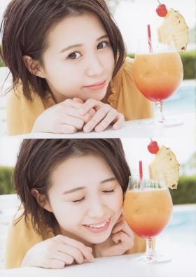 Sayuki Takagi Swimsuit Gravure JuiceJuice 2019007