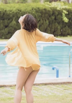 Sayuki Takagi Swimsuit Gravure JuiceJuice 2019009