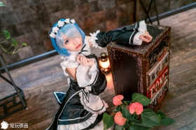 Cosplay Swimsuit Style CostumesRem Rem Life in Another World Starting from Zero Maid Costume r011