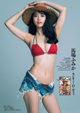 Swimsuit gravure ONE PIECE cosplay girl002