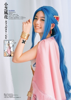 Swimsuit gravure ONE PIECE cosplay girl007