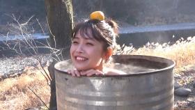 Rio Teramoto swimsuit bikini gravure 19 years oldhot spring in a drum can bath 2021034