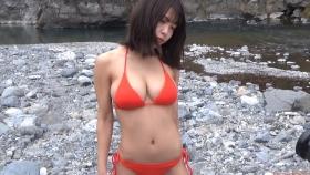 Rio Teramoto swimsuit bikini gravure 19 years oldhot spring in a drum can bath 2021054