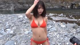 Rio Teramoto swimsuit bikini gravure 19 years oldhot spring in a drum can bath 2021056