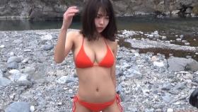 Rio Teramoto swimsuit bikini gravure 19 years oldhot spring in a drum can bath 2021055