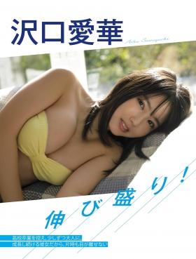 Aika Sawaguchi Swimsuit bikini gravure BODY in full bloom 2021001