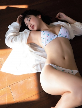 Aika Sawaguchi Swimsuit bikini gravure BODY in full bloom 2021009