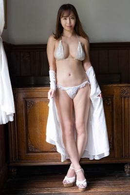 Misumi Shiochi swimsuit bikini gravure Freelance Announcers Healing Body Pushes the Limits004