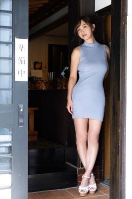 Misumi Shiochi swimsuit bikini gravure Freelance Announcers Healing Body Pushes the Limits006
