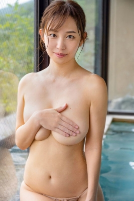 Misumi Shiochi swimsuit bikini gravure Freelance Announcers Healing Body Pushes the Limits009