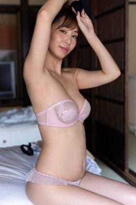 Misumi Shiochi swimsuit bikini gravure Freelance Announcers Healing Body Pushes the Limits010