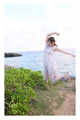 Masashi Iino Swimsuit Bikini Gravure AKB48 15th Student Vol1004