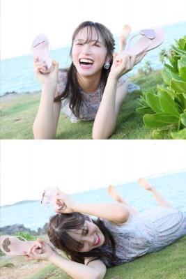 Masashi Iino Swimsuit Bikini Gravure AKB48 15th Student Vol1005