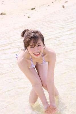 Masashi Iino Swimsuit Bikini Gravure AKB48 15th Student Vol1012