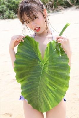 Masashi Iino Swimsuit Bikini Gravure AKB48 15th Student Vol1016