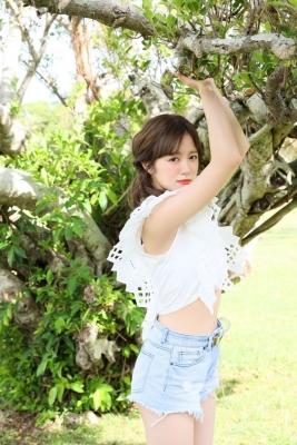 Masashi Iino Swimsuit Bikini Gravure AKB48 15th Student Vol2004
