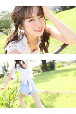 Masashi Iino Swimsuit Bikini Gravure AKB48 15th Student Vol2006