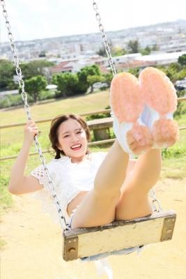 Masashi Iino Swimsuit Bikini Gravure AKB48 15th Student Vol2009