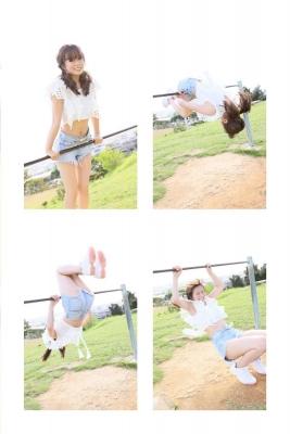 Masashi Iino Swimsuit Bikini Gravure AKB48 15th Student Vol2013