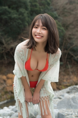 Rio Teramoto swimsuit gravure The lifesized charm of a 19year-old girl Vol2 2021004