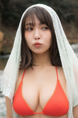 Rio Teramoto swimsuit gravure The lifesized charm of a 19year-old girl Vol2 2021005