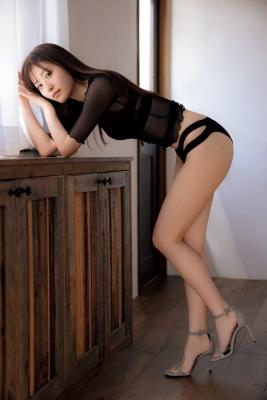 Miyu Yoshii swimsuit bikini gravure Superb beauty of the rumor 2021015