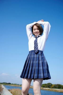 Ayuna Nitta Swimsuit Bikini Gravure JK Idol 2021004