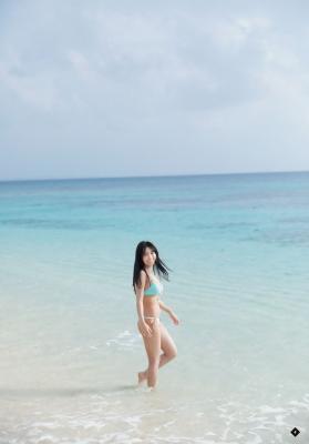 Yuuno Ohara swimsuit bikini gravure Doki Doki to the highest point 2021006
