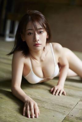Fukuoka Minami Swimsuit Bikini Gravure Undressable Rikke Beauty 2021019