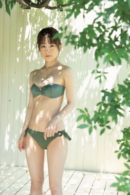 Fukuoka Minami Swimsuit Bikini Gravure Undressable Rikke Beauty 2021037