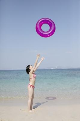 Miki Asakura swimsuit bikini gravure Baki Factory 26004